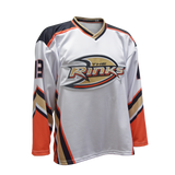 Mock Ice Hockey Jersey - Light