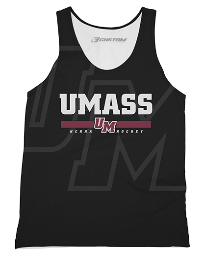 UMass Ghosted Tank Top product image