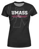UMass Ghosted Womens T shirt product image