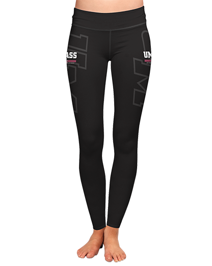 UMass Ghosted Yoga Leggings product image