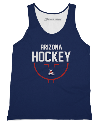 UofA Hockey Wildcats Tank Top product image