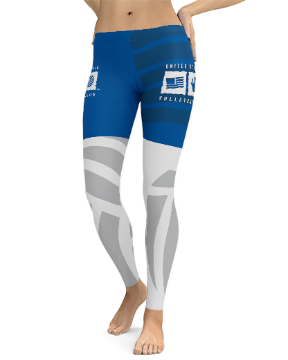 USYVL Ghosted Leggings product image