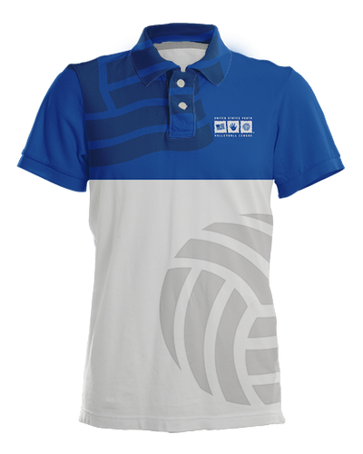 USYVL Ghosted Polo Shirt product image