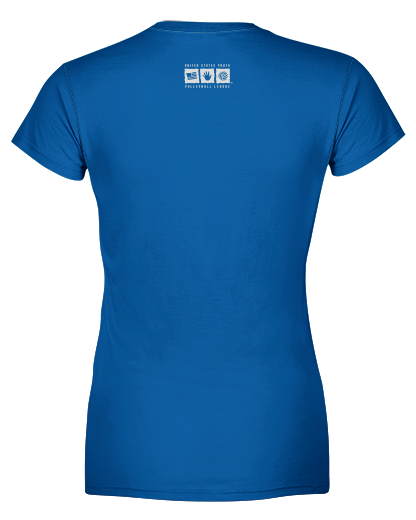USYVL Ghosted Womens T shirt product image
