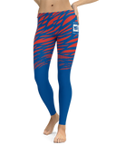 USYVL Striped Leggings product image