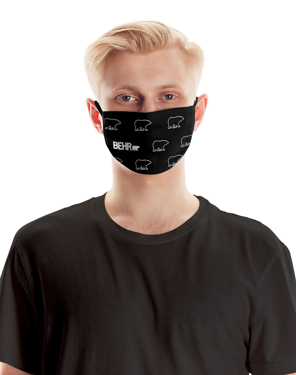Custom Printed Face Mask (multi-pack)