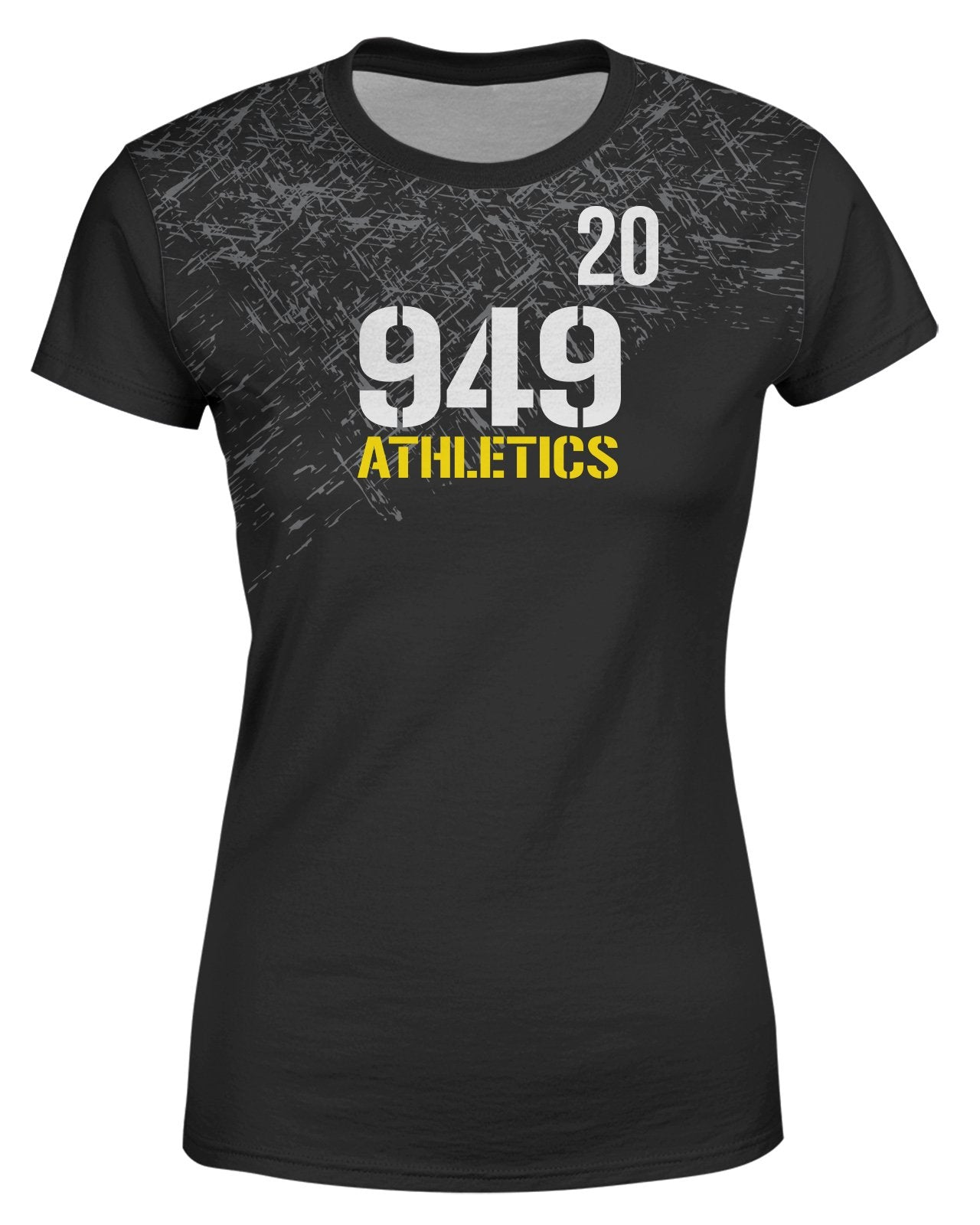 949 Athletics - Ghosted T-Shirt (Short Sleeve) - Women's