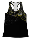 F3Custom - Splatter Racer Back Tank - Women's