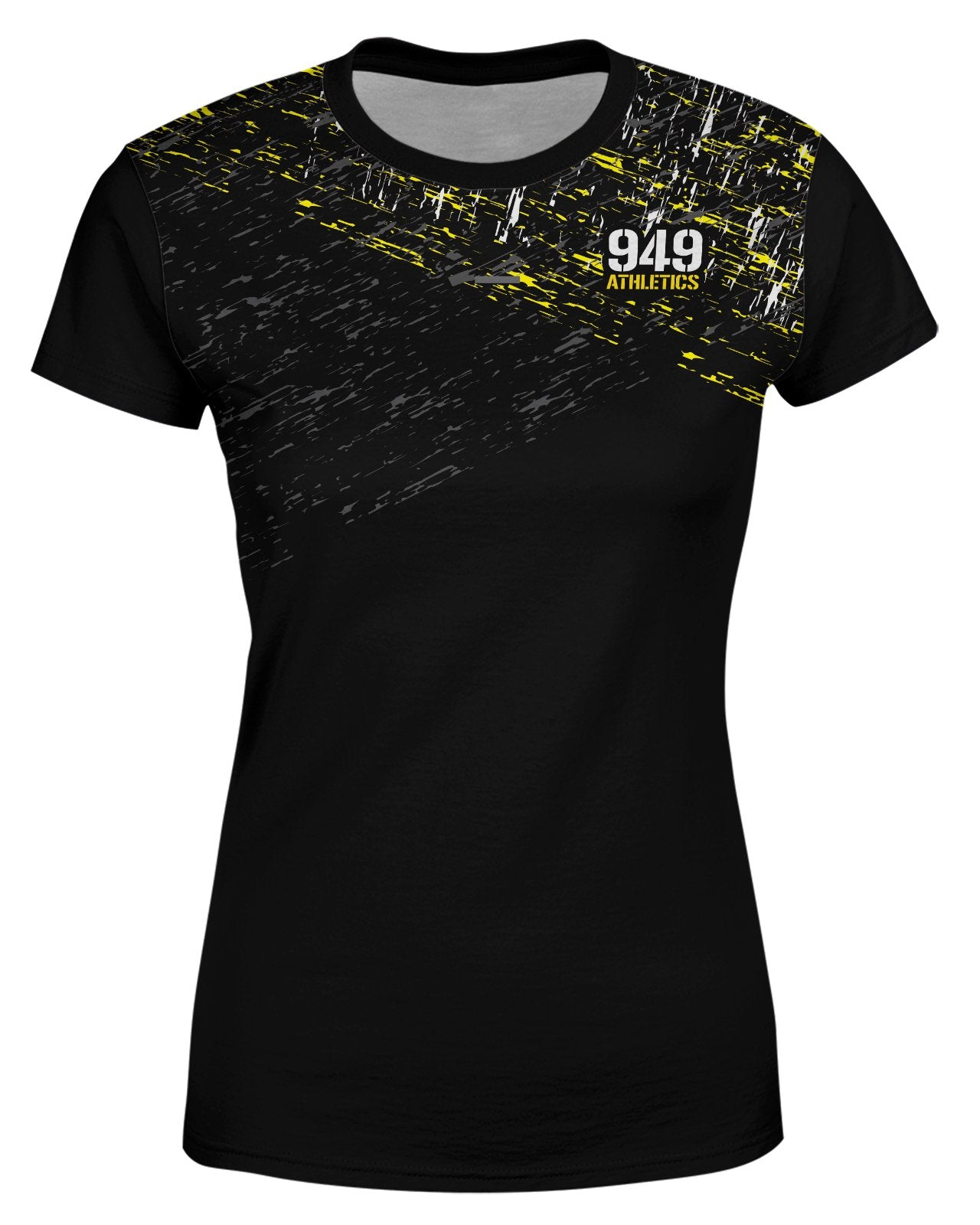 949 Athletics - Splatter T-Shirt (Short Sleeve) - Women's
