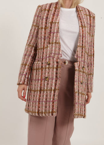 Coster Copenhagen 'Coat in Boucle'
