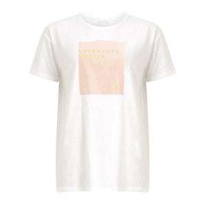 "Coster Copenhagen ""Adventure awaits"" T-Shirt"