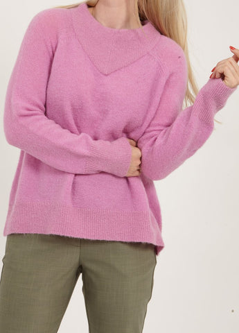 Coster Copenhagen Pink Sweater