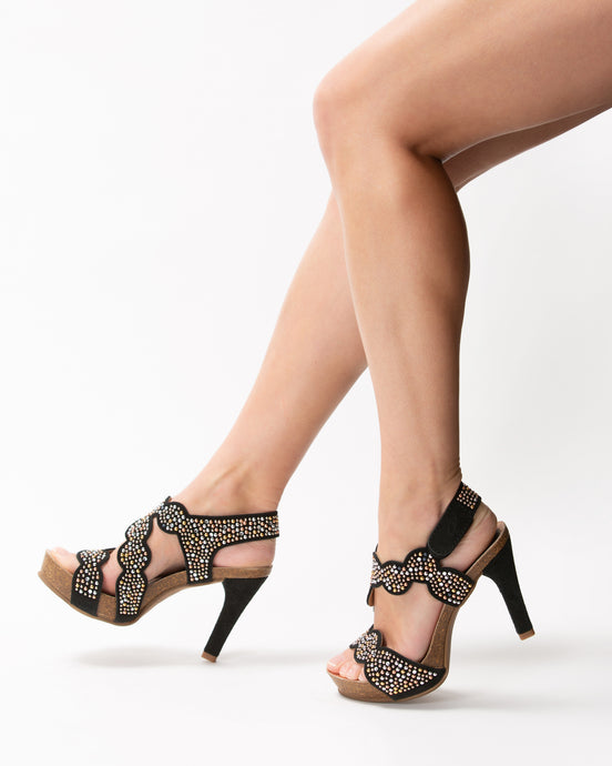 Brilliants - 2 Colors - European Heels