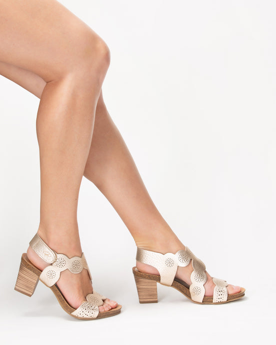 Valentina Rose Gold - European Heels