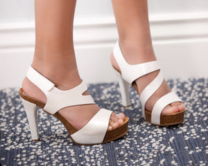 Strappy Arcadia Mermaid - European Heels