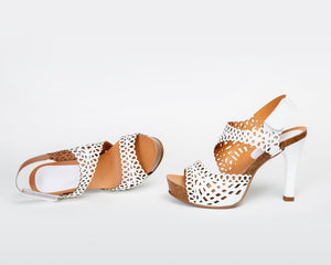 Daisy Cutouts - 4 Colors - European Heels