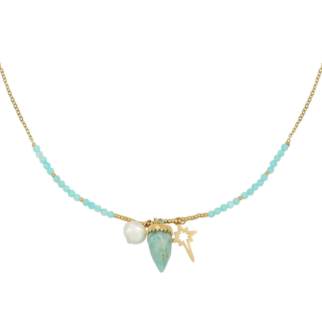 Vulcanic Cone Necklace freeshipping - Mintsy