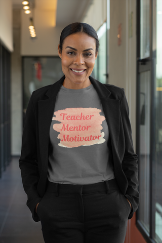 teach motivate shirt