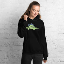 Load image into Gallery viewer, Teachersaurus Unisex Sweatshirt Hoodie