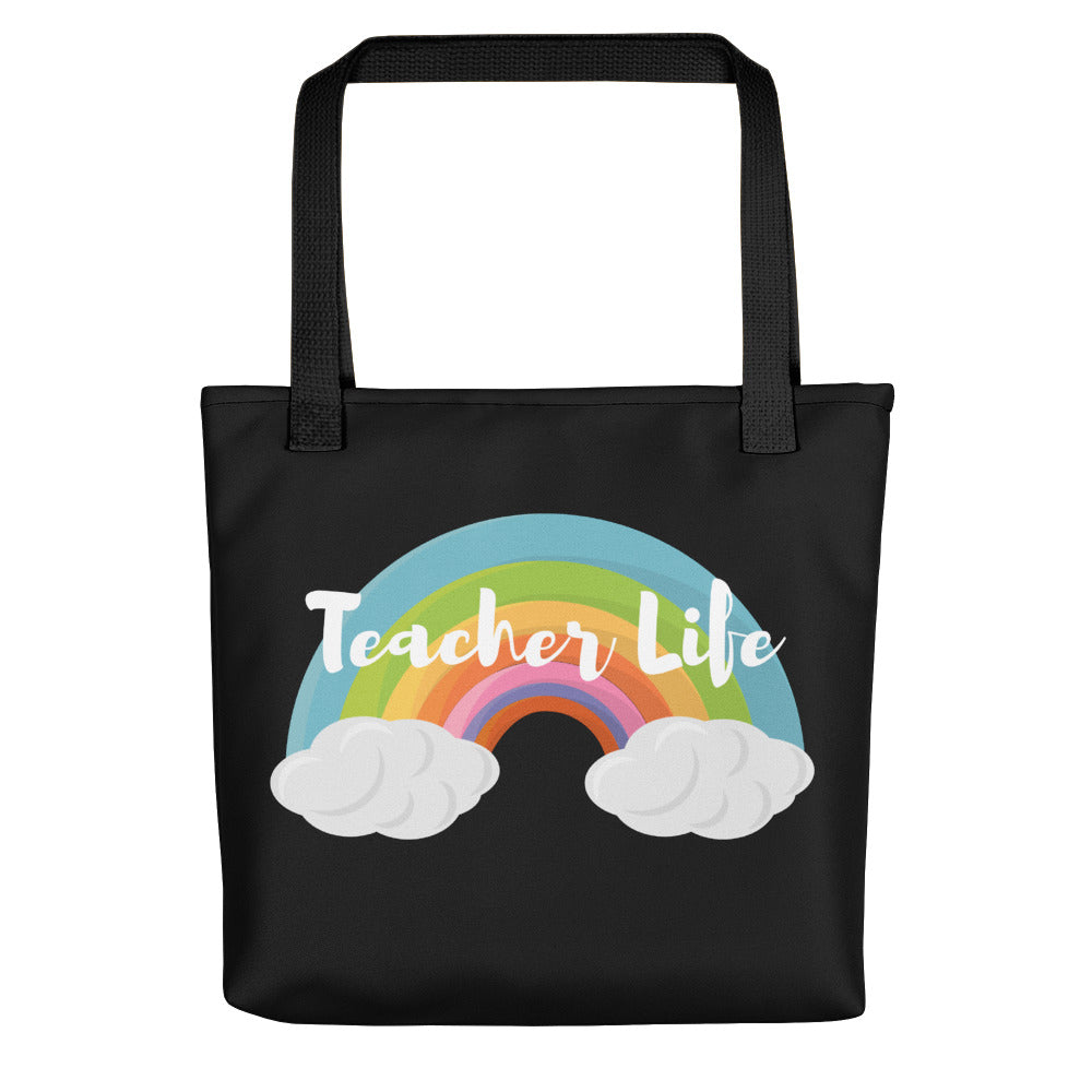 Teacher Life Tote bag