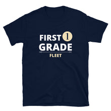 Load image into Gallery viewer, First Grade Fleet Unisex Teacher T-Shirt