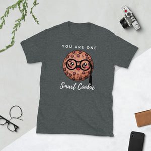 You are one smart cookie teacher Unisex T-Shirt
