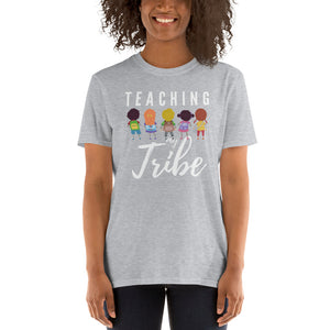 Teaching my Tribe Unisex Teacher T-Shirt