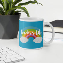 Load image into Gallery viewer, Teacher Life Mug