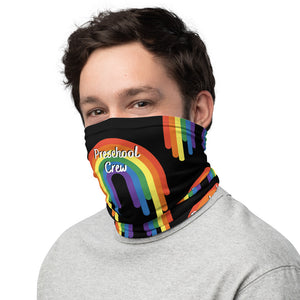 Preschool Crew Face Mask/Neck Gaiter