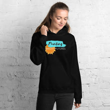 Load image into Gallery viewer, Painting Bright Futures Unisex Teacher Sweatshirt Hoodie