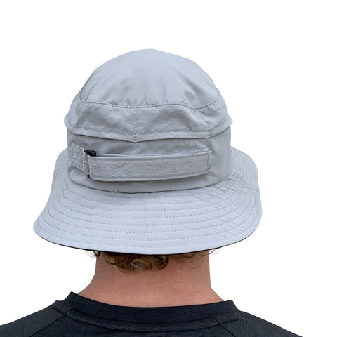 Downwind Surf Hat-Light Grey
