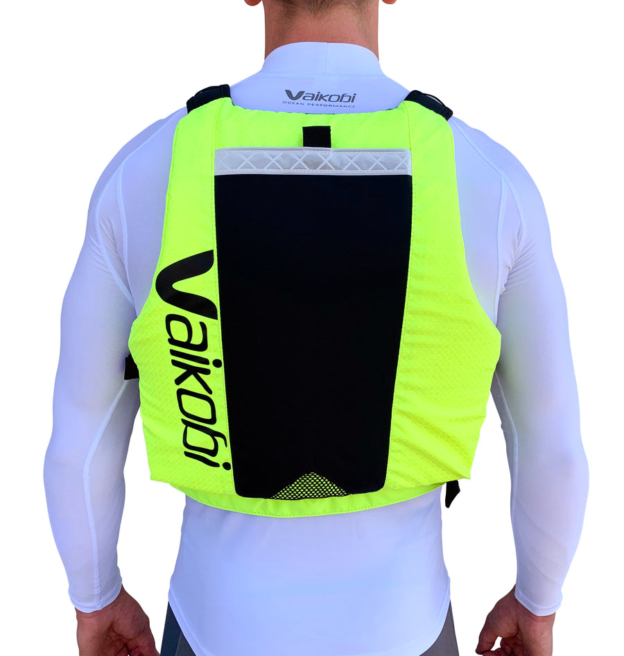 VXP Race PFD Life Jacket - Fluro Yellow/Black