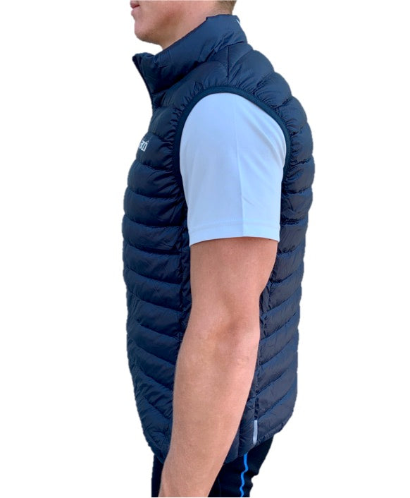New- Vaikobi Down Vest - Navy - Unisex