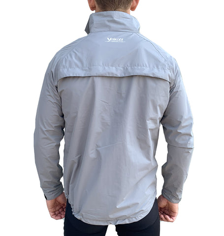VDRY- Lightweight Jacket - Light Grey