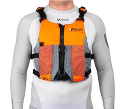 V3 Ocean Racing PFD - Fluro Orange/Grey