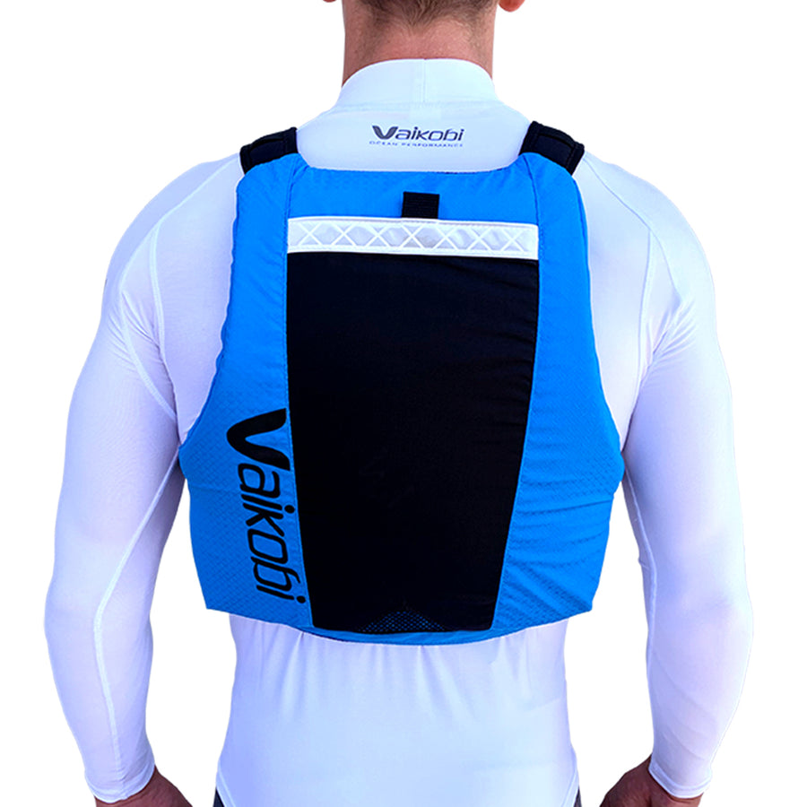 VXP Race PFD Life Jacket - Cyan/Black