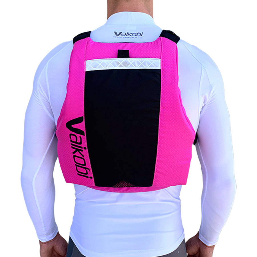 VXP Race PFD Life Jacket - Pink/Black