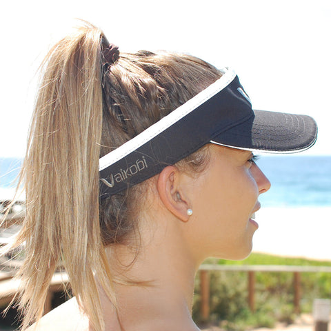 V Performance Visor - Black