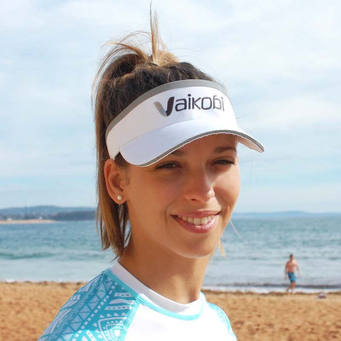 Performance Visor - White