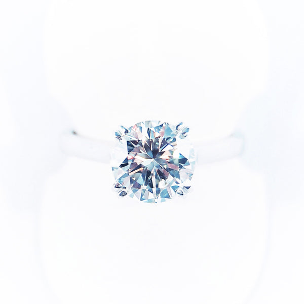 The Solitaire • 0,50ct Diamond