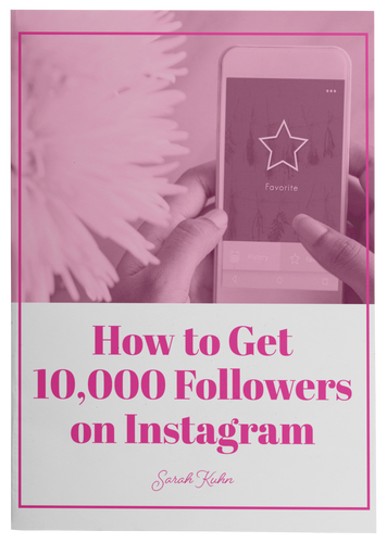 How to Get 10,000 Followers on Instagram