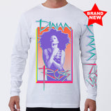 "Diana Ross ""Cover Page"" Unisex Long Sleeve Shirt"