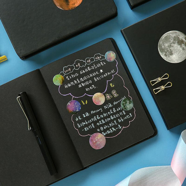 Galaxy Themed Bujo Series