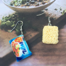 Load image into Gallery viewer, Instant Noodle Drop Earrings the-kawaii-shoppu.myshopify.com 5
