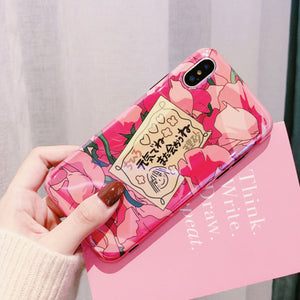 Kawaii Candy Rose iphone Case the-kawaii-shoppu.myshopify.com [variant_title]