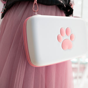 Cat Paw Nintendo Switch Case the-kawaii-shoppu.myshopify.com [variant_title]