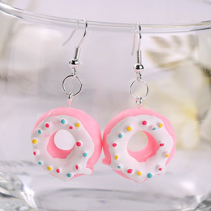 Yummi Yummi Donut Earrings