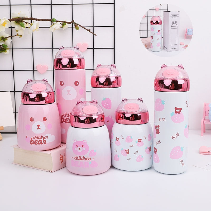 Innocent Bear Thermal Bottle the-kawaii-shoppu.myshopify.com [variant_title]