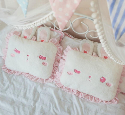 Shy Rabbit Candy Pillows