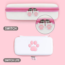 Load image into Gallery viewer, Cat Paw Nintendo Switch Case the-kawaii-shoppu.myshopify.com [variant_title]